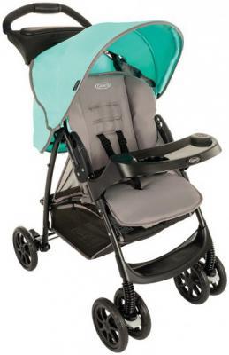 Прогулочная коляска Graco Mirage (mint/gray)