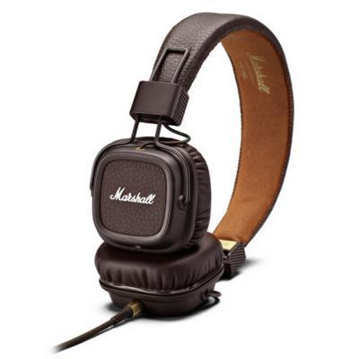 Наушники Marshall Major II коричневый 04091112