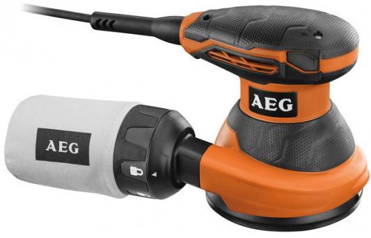 Купить Эксцентриковая шлифмашина AEG EX 125 ES 125 мм 300 Вт