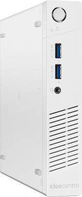 Системный блок Lenovo IdeaCentre 200-01IBW Intel Celeron 3215U 1.7GHz 4Gb 500Gb GMA HD Win10 белый 90FA0041RS
