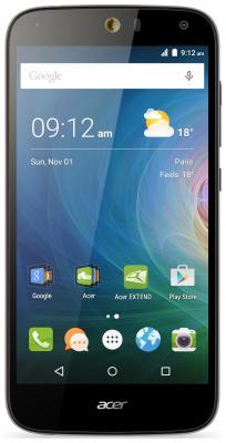 Смартфон Acer Liquid Z630S золотистый черный 5.5 32 Гб LTE Wi-Fi GPS 3G HM.HT6EU.002 смартфон acer acer liquid z630s duo