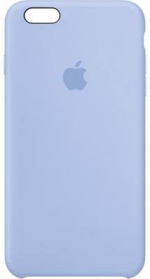 Накладка Apple Silicone Case Lilac для iPhone 6S Plus iPhone 6 Plus голубой MM6A2ZM/A
