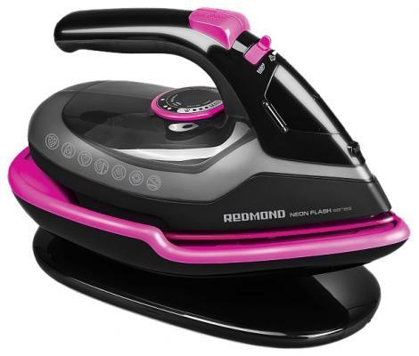 Утюг Redmond RI-C234 2400Вт розовый/черный утюг redmond ri c244 черный розовый ri c244 черный розовый