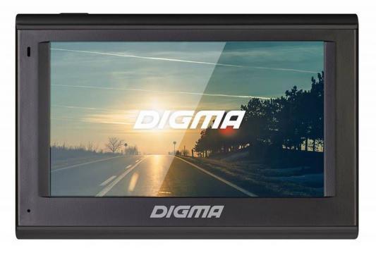 "Навигатор Digma Alldrive 401 4.3"" 480x272 microSD Навител черный"