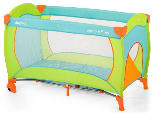 Манеж Hauck Sleep'n 'Play Go Plus (multicolor sun)