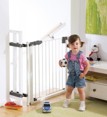 Дополнительный зажим для крепления на лестнице Geuther Easy Lock Light (0065ZK) ворота безопасности geuther easy lock wood