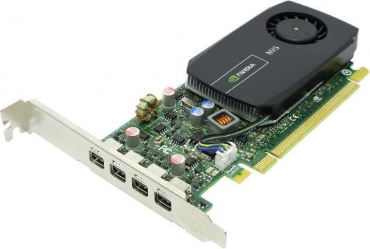 Видеокарта PNY Quadro NVS 510 VCNVS510DVIBLK-1 PCI-E 2048Mb GDDR3 128 Bit OEM видеокарта pny quadro p400 vcqp400blk 1 pci e 2048mb gddr5 64 bit oem