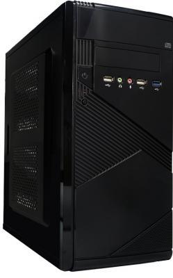 Корпус microATX Sun Pro Electronics Vista III 450 Вт чёрный