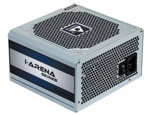БП ATX 500 Вт Chieftec GPC-500S бп atx 500 вт chieftec iarena series gpa 500s8