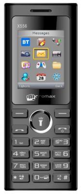 """Мобильный телефон Micromax X556 черный 1.77"""" 32 Мб"""