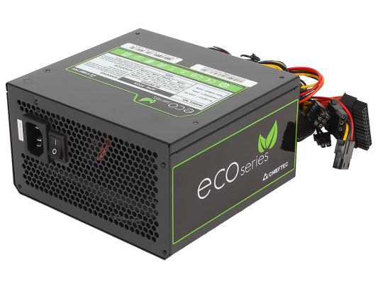 БП ATX 500 Вт Chieftec GPE-500S блок питания пк chieftec gpe 500s 500w gpe 500s