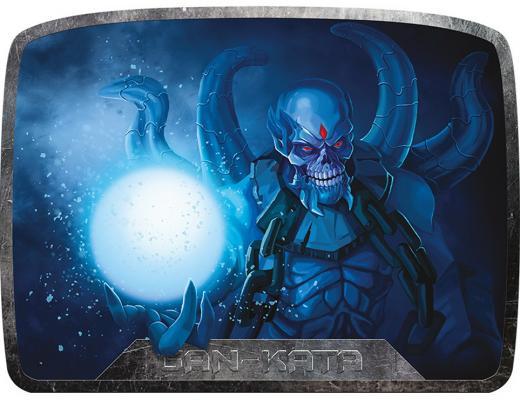 Коврик для мыши Dialog Gan-Kata PGK-20 skeleton с рисунком скелет коврик для мыши dialog pm h17 черный