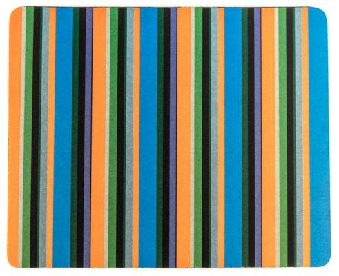 Коврик для мыши Dialog PM-H15 stripes с цветными полосками