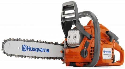 Бензопила Husqvarna 435-15 1600Вт бензопила husqvarna 450e 15 2400вт