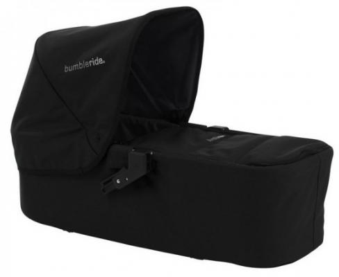 Люлька-переноска для коляски Bumbleride Indie (jet black)