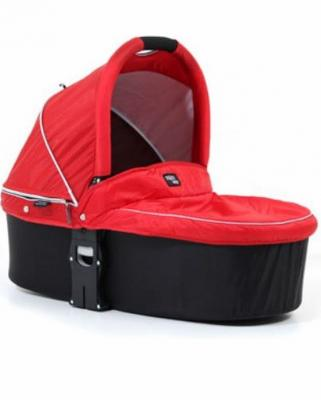 Люлька Valco baby Q Bassinet для колясок Trimod X/Snap 4 Ultra/Quad X (carmine red)