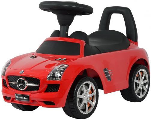 Каталка-машинка R-Toys Mercedes-Benz красный от 1 года пластик 332