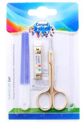Маникюрный набор Canpol фиолетовая пилочка 9/809 маникюрные наборы balvi маникюрный набор l hedoniste