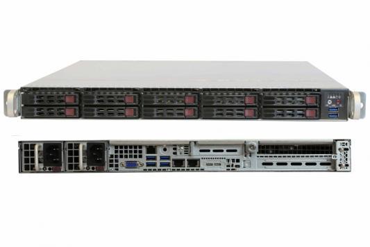 Сервер Dell PowerEdge R630 R630-ACXS-04t
