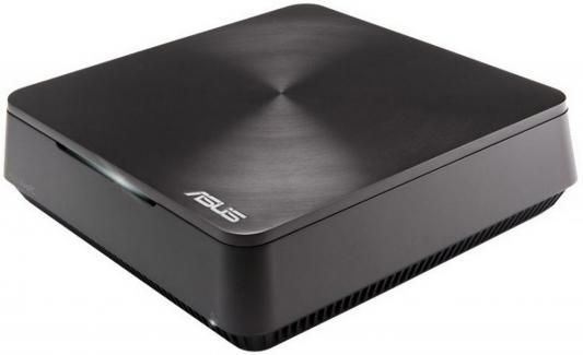 Неттоп ASUS VivoPC VM62-G294Z SL Intel Core i3-4005U 4Gb SSD 128 Intel HD Graphics 4400 64 Мб Windows 10 Home черный 90MS00D1-M02950