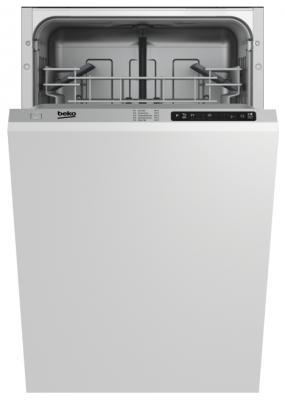 Посудомоечная машина Beko DIS 15010 белый посудомоечная машина встраиваемая beko dis 39020