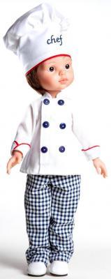 Кукла Paola Reina Карлос повар 32 см 04612