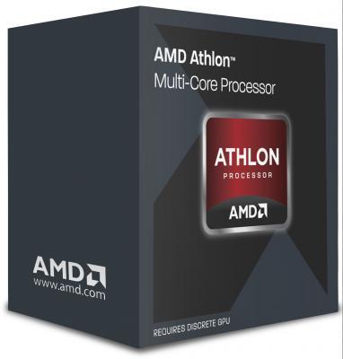 Процессор AMD Athlon X4 845 AD845XACKASBX Socket FM2+ BOX