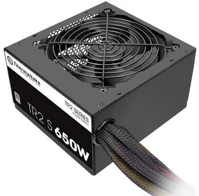 цена на БП ATX 650 Вт Thermaltake TRS-0650P-2