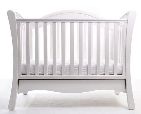 Кроватка Fiorellino Alpina (white) кровать fiorellino alpina фиореллино альпина 120 60 white