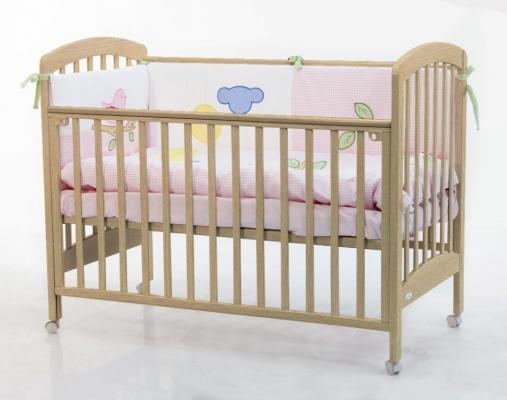 Кроватка Fiorellino Dalmatina (natur)