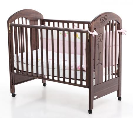 Кроватка Fiorellino Fiore (oreh)