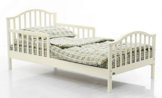 Купить Кровать подростковая Fiorellino Lola (ivory), слоновая кость, МДФ / бук, Классические кровати