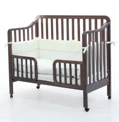 Кроватка Fiorellino Nika (oreh)