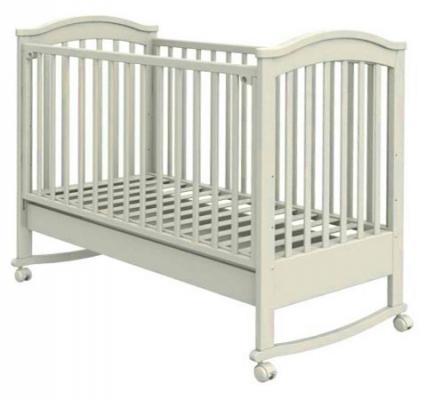 Кроватка-качалка Fiorellino Penelope (ivory) цена