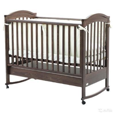 Кроватка-качалка Fiorellino Penelope (oreh)