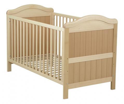 Купить Кроватка Fiorellino Royal (natur), натуральный, бук, Кроватки без укачивания