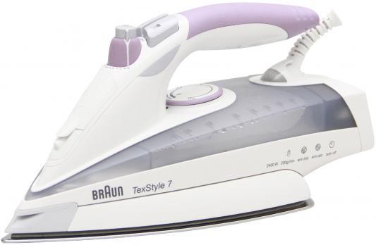 лучшая цена Утюг Braun TS755A 2400Вт серый