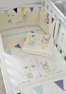 Комплект постельного белья Tutti Bambini (garden party)