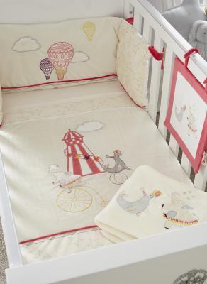 Комплект постельного белья Tutti Bambini (helter skelter)