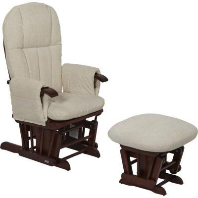 Кресло-качалка Tutti Bambini Daisy GC35 (walnut/cream) кресло качалка tutti bambini daisy gc35 white cream
