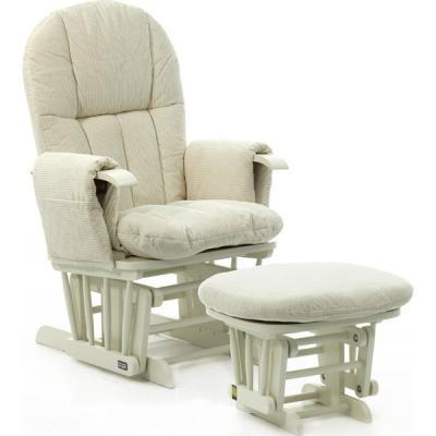 Купить Кресло-качалка Tutti Bambini Daisy GC35 (white/cream), Кресла-качалки для мамы