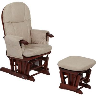 Кресло-качалка Tutti Bambini GC35 (walnut/cream) кресло качалка tutti bambini daisy gc35 white cream