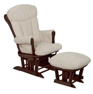 Купить Кресло-качалка Tutti Bambini Rose GC75 (walnut/cream), Кресла-качалки для мамы