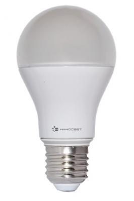 Лампа светодиодная шар Наносвет E27/827 EcoLed L196 E27 15W 2700K