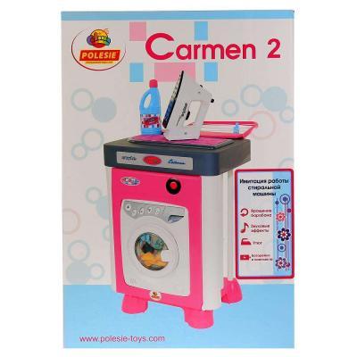 Игровой набор Coloma Carmen №2 10 предметов 57907 набор carmen 2 со стиральной машиной coloma в коробке 57907