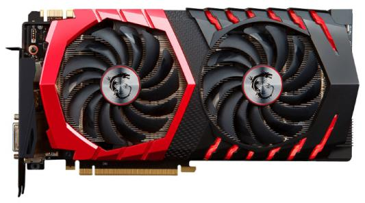 Видеокарта 8192Mb MSI GeForce GTX 1070 GAMING X 8G  PCI-E 256bit GDDR5 DVI HDMI DP Retail видеокарта 8192mb msi geforce gtx 1080 gaming x 8g pci e 256bit gddr5x dvi hdmi dp retail