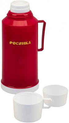 Термос Росинка РОС-207 красный от 123.ru
