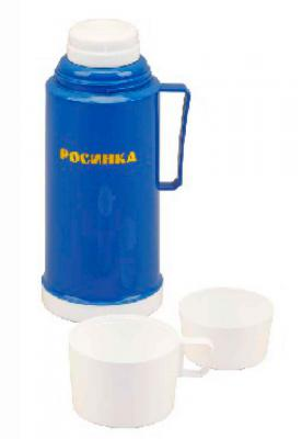 Термос Росинка РОС-206 синий