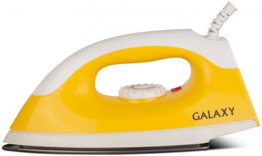 Утюг Galaxy GL6126 желтый утюг galaxy gl6126 красный