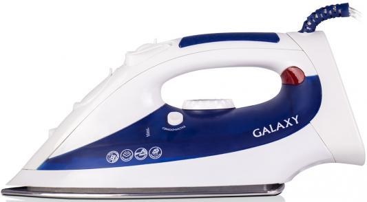Утюг Galaxy GL 6102 синий утюг galaxy gl 6101